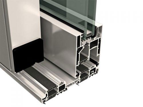Serramenti in alluminio a taglio termico, nuova frontiera per questo materiale